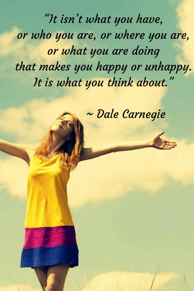 Quote of The Day! :) #BeHappy #HappyQuotes #QOTD
