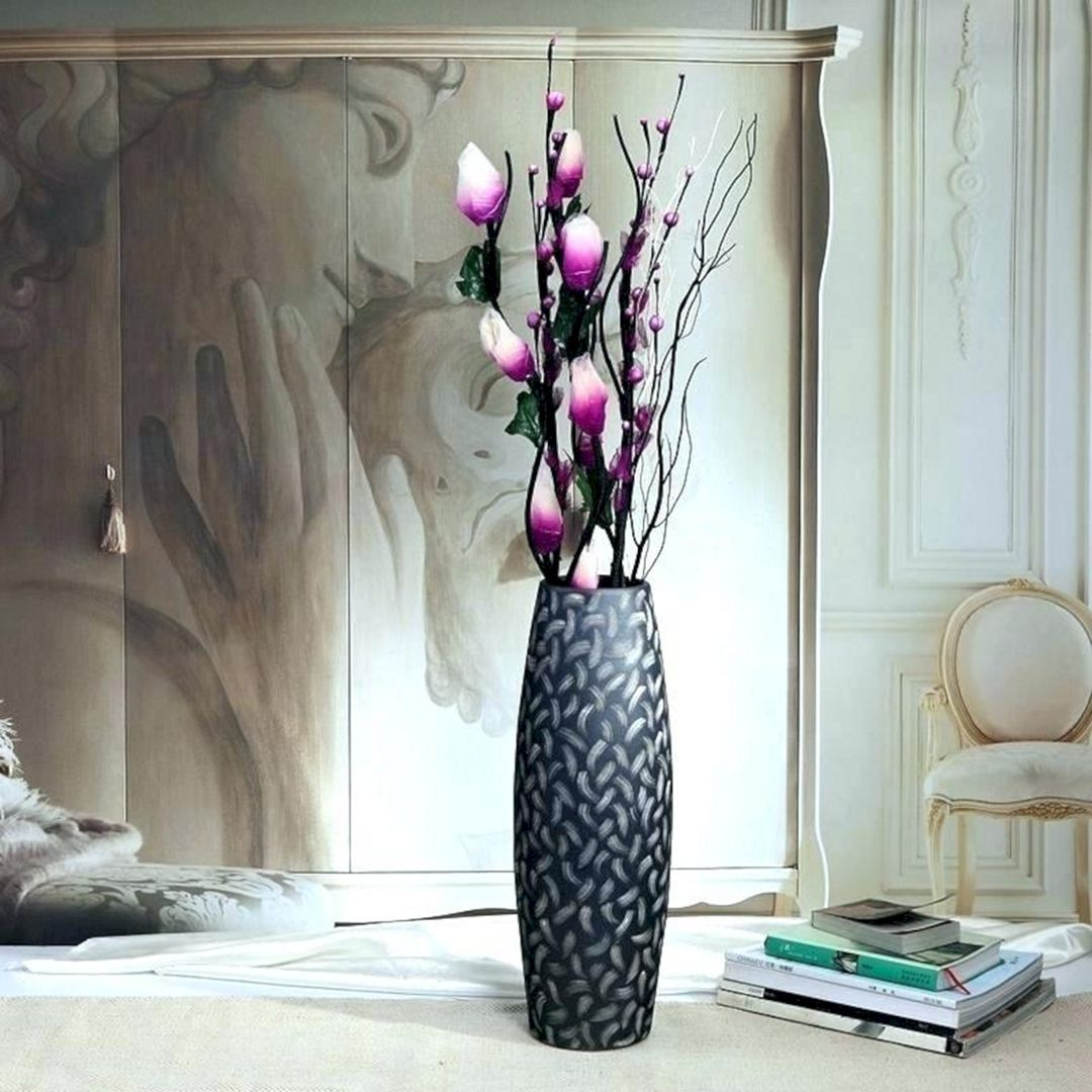 Astounding 18 Diy Vase Flower Ideas For Beautiful Living Room Decoration Ideas Https Usdecorating Com 7049 18 Diy Vase Flow Vases Decor Flower Vases Diy Vase