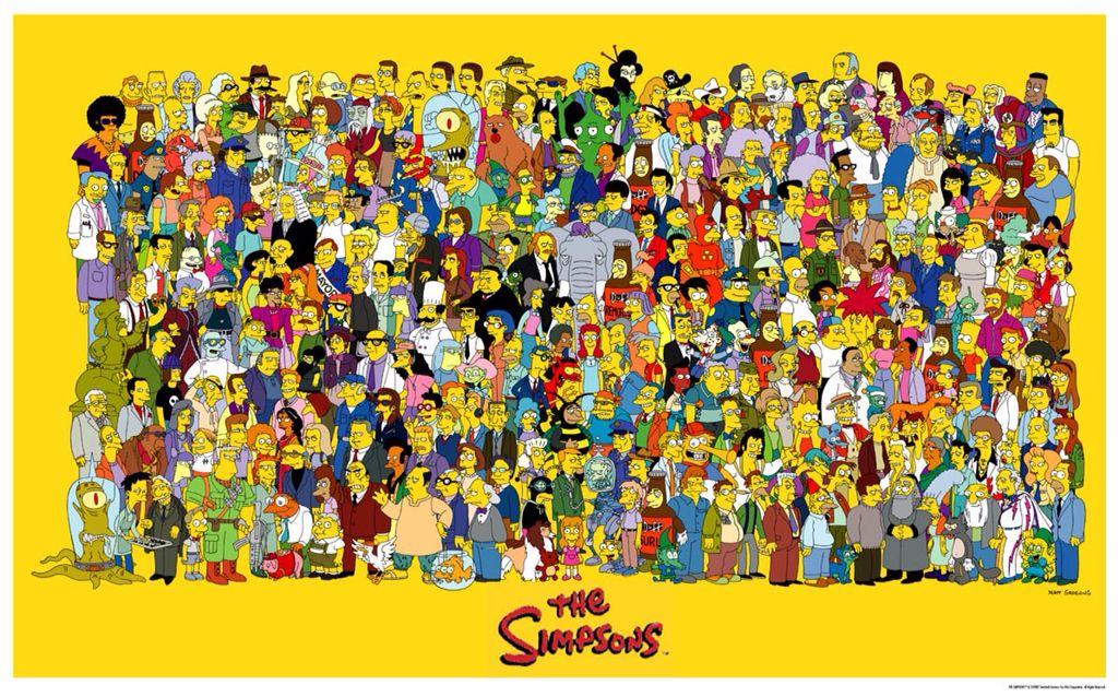 Te Simpsons