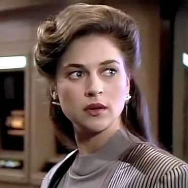 Star Trek's Hottest Women of All Time (Leah Brahms) Actor