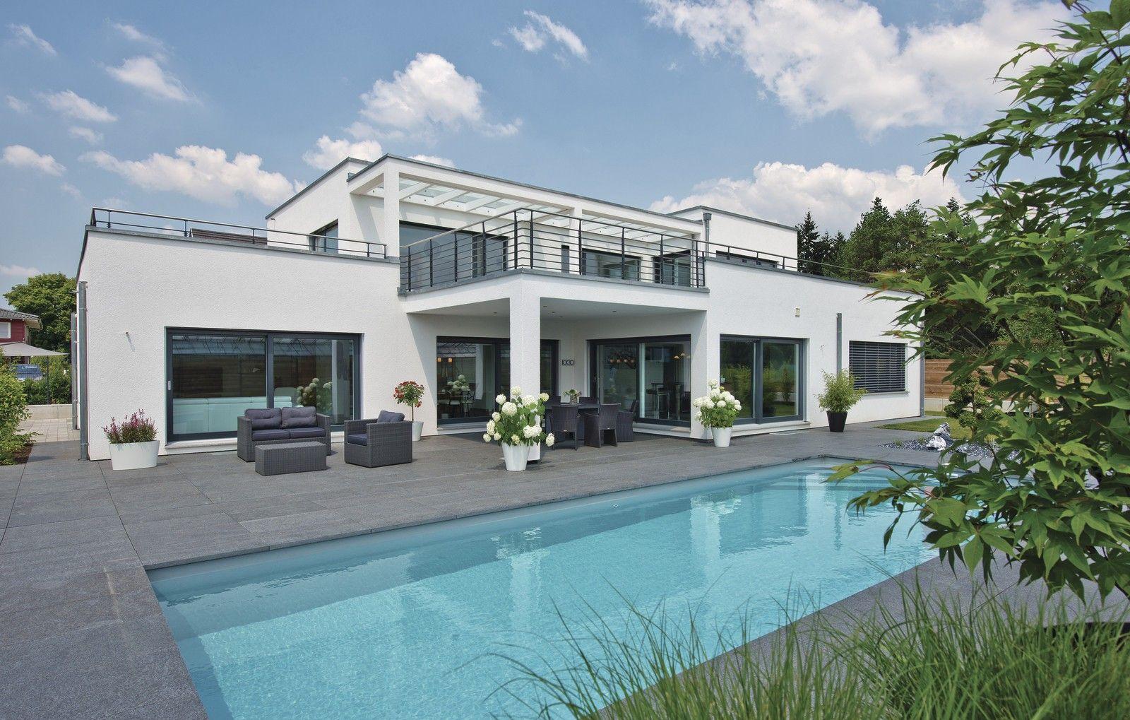Hausdetailansicht - WeberHaus | Häuser neu | Pinterest | Casas ...