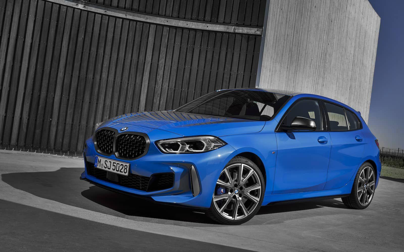 Así es el nuevo BMW Serie 1 2019 Tracción delantera y