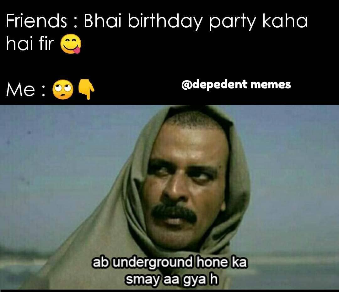 Watch The Best Youtube Videos Online Tag That Friend Jo Kabhi B Day Paty Nahi Deta Follow Dep Funny Quotes Funny Pictures For Kids Memes Sarcastic