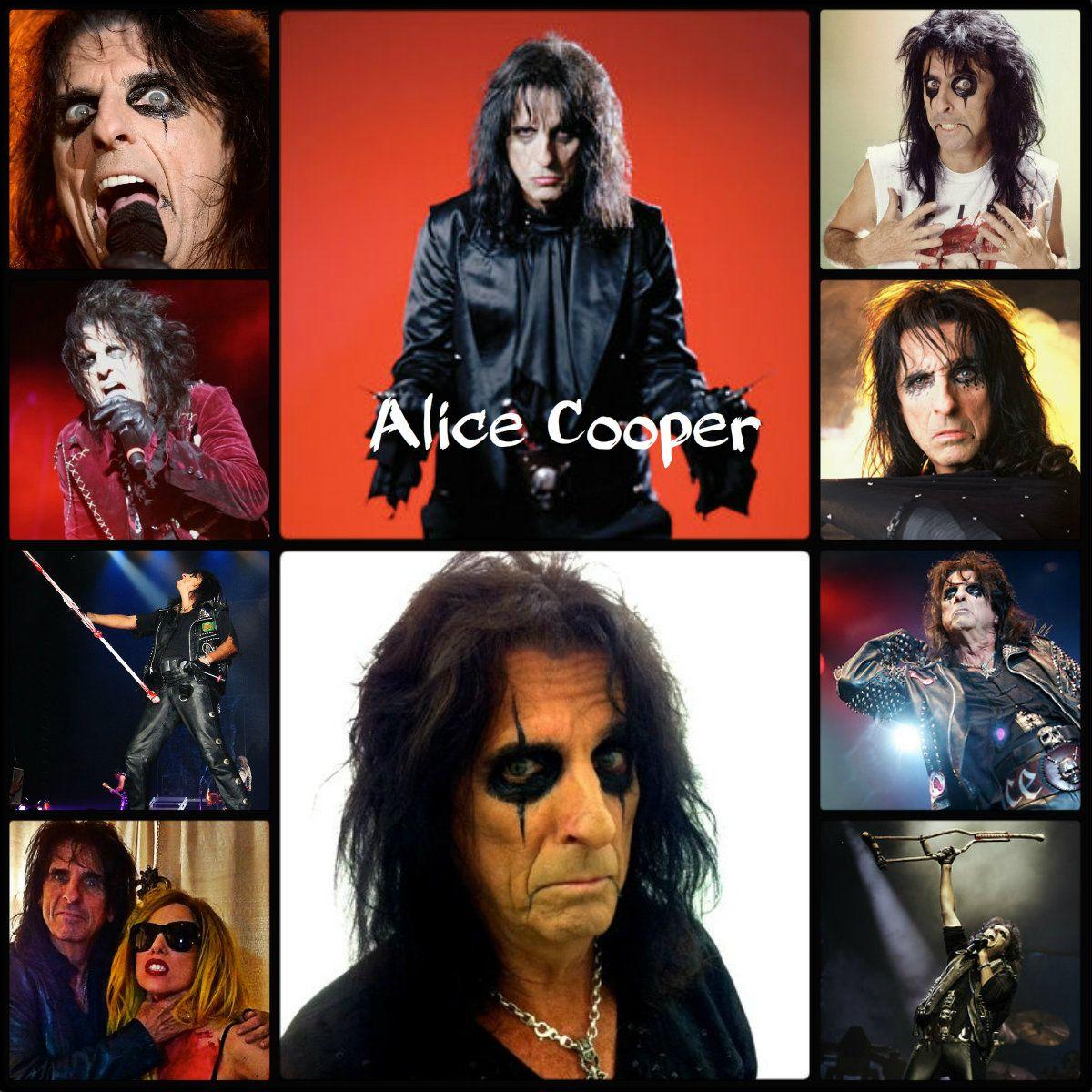 Alice Cooper Wallpapers