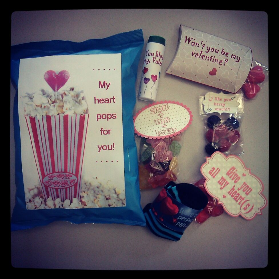 Be my Valentine ;)