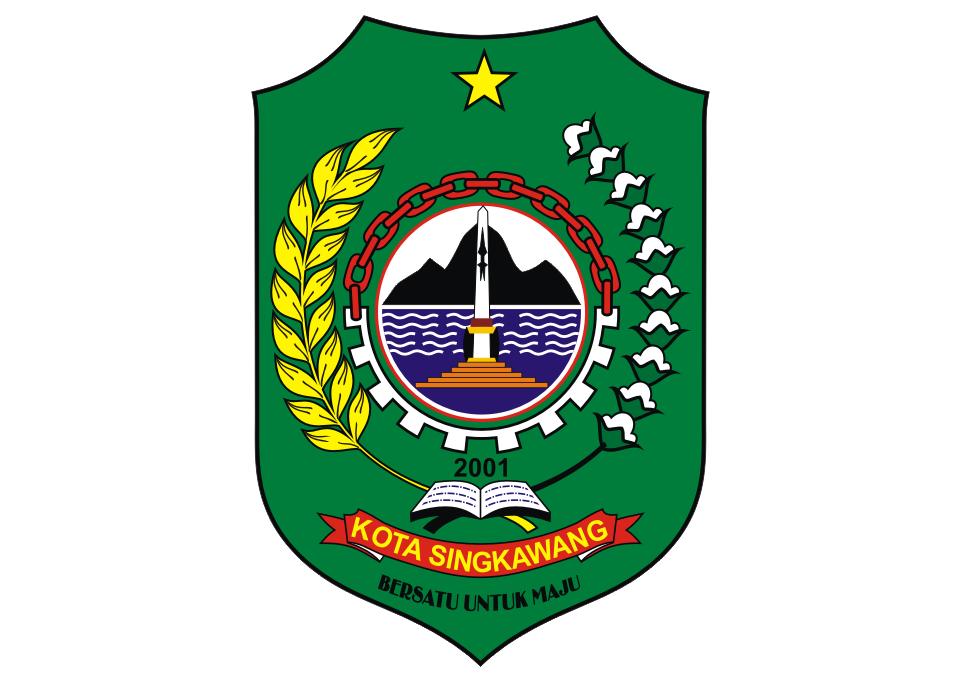 Logo Kota Singkawang Vector Free Logo Vector Download