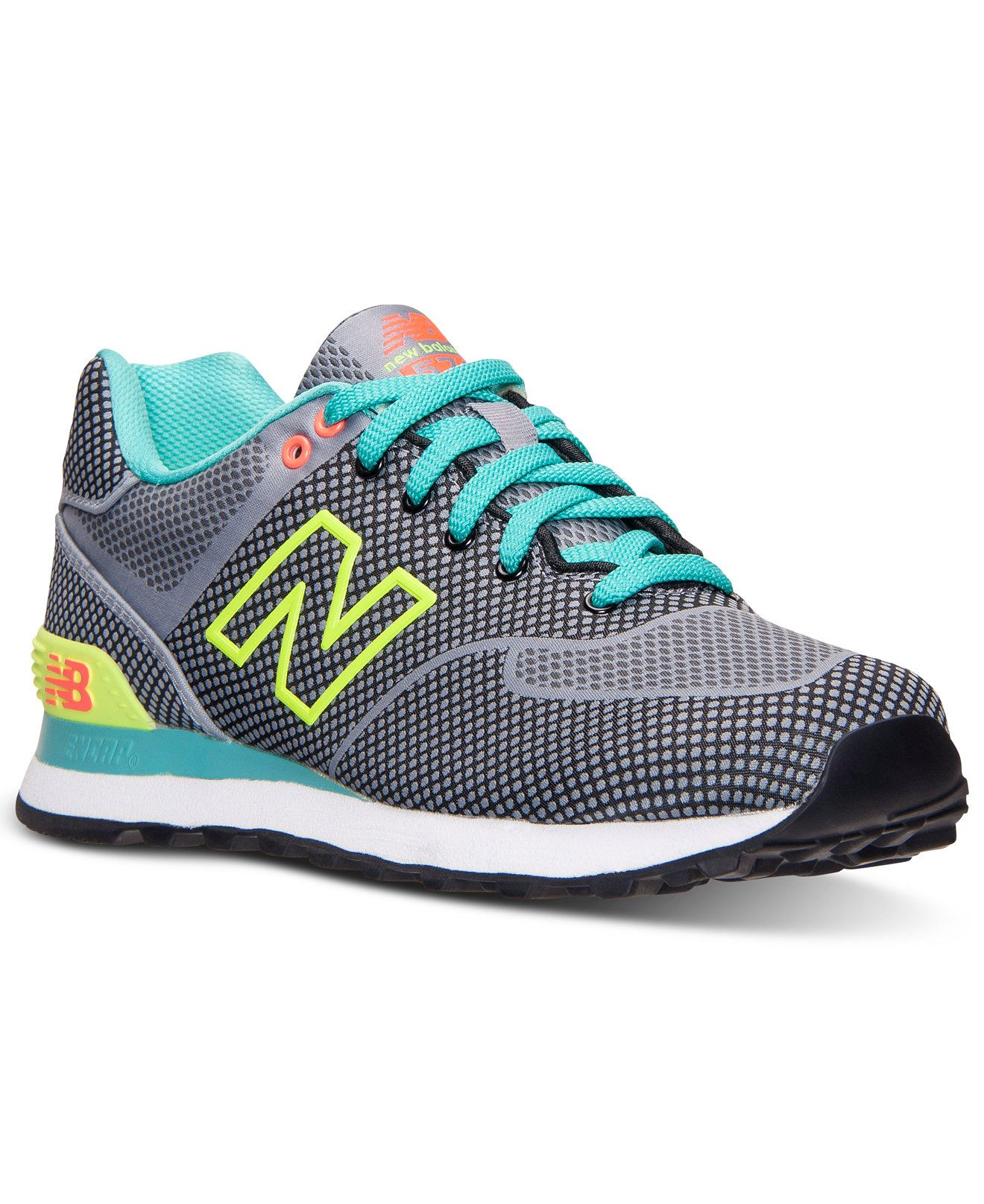 New Balance Womens 574 Casual Sneakers from Finish Line Finish Line Athletic Sneakers Shoes