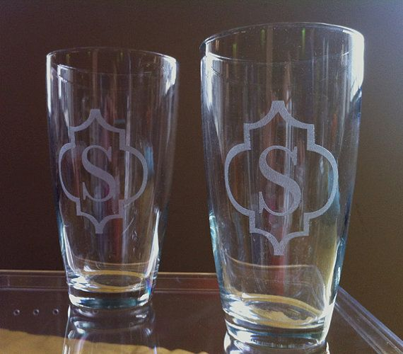 Cool groomsmen gifts  personalized monogrammed by SunflowerPoppy