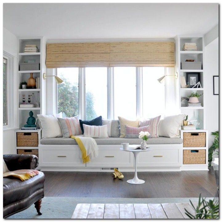 100 smart ideas to add more seating to small house my dream home rh pinterest com