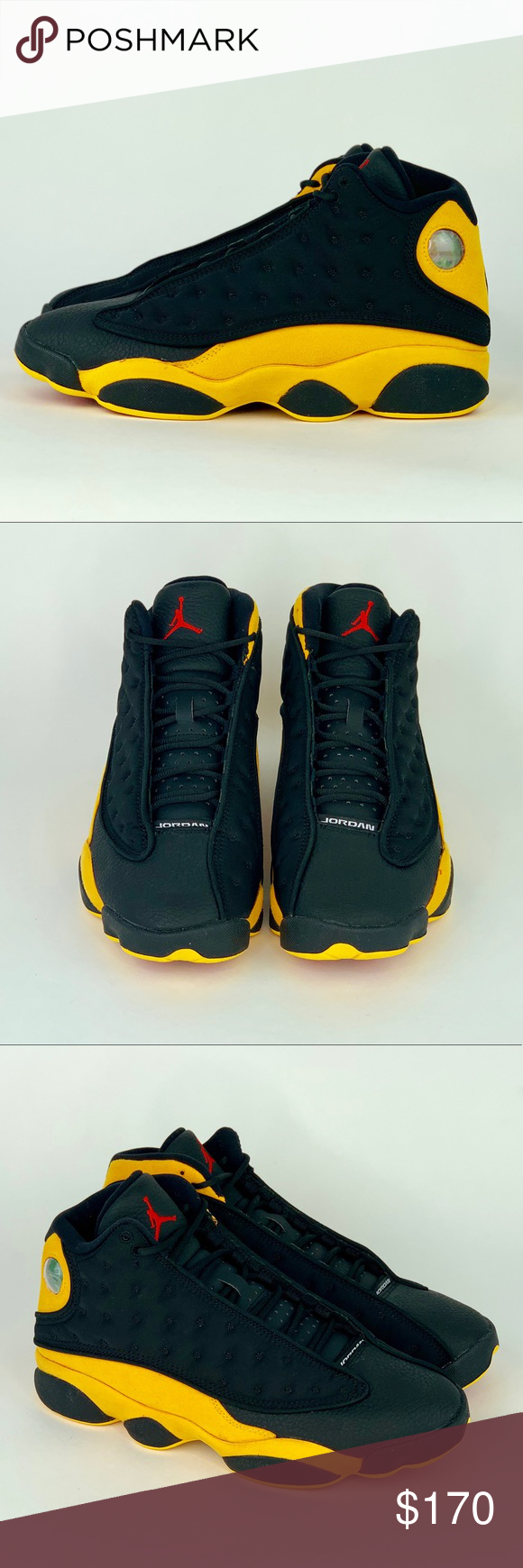 buy popular 377ca dab1e Nike Air Jordan 13 Retro 'Melo Class of 2002' Sz 9 Brand New ...