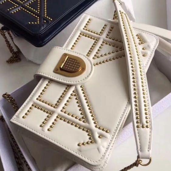 9e6f250323 Dior Diorama Phone Clutch Pouch 100% Authentic 80% Off | Dior Bag ...