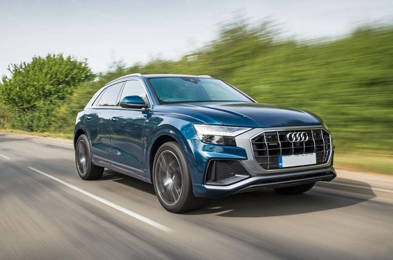 2022 Audi Q8 And Sq8 Review Us Suvs Nation In 2021 Audi Q8 Price Audi Mid Size Suv