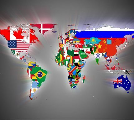 To be able to name and locate all the countries on the world map world map flags wallpaper gumiabroncs Gallery
