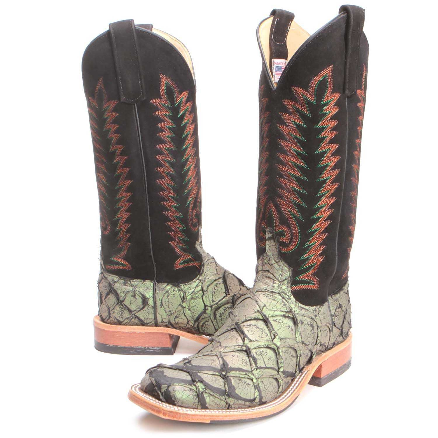 a05ed3b2054 BootDaddy with Anderson Bean Womens Illuminated Big Bass Boots 3337M ...