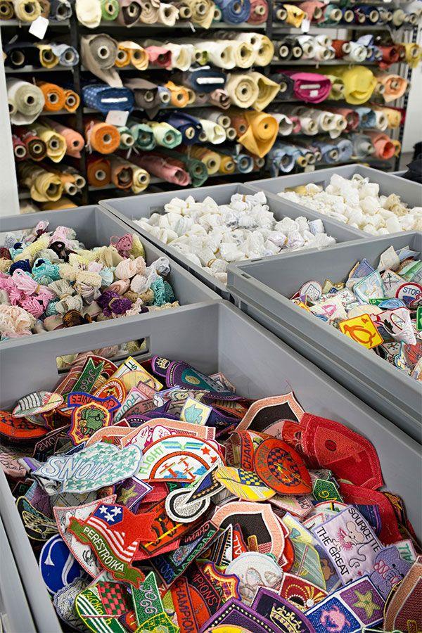 Factory Outlet Bischoff Textil AG | Stoffe günstig kaufen