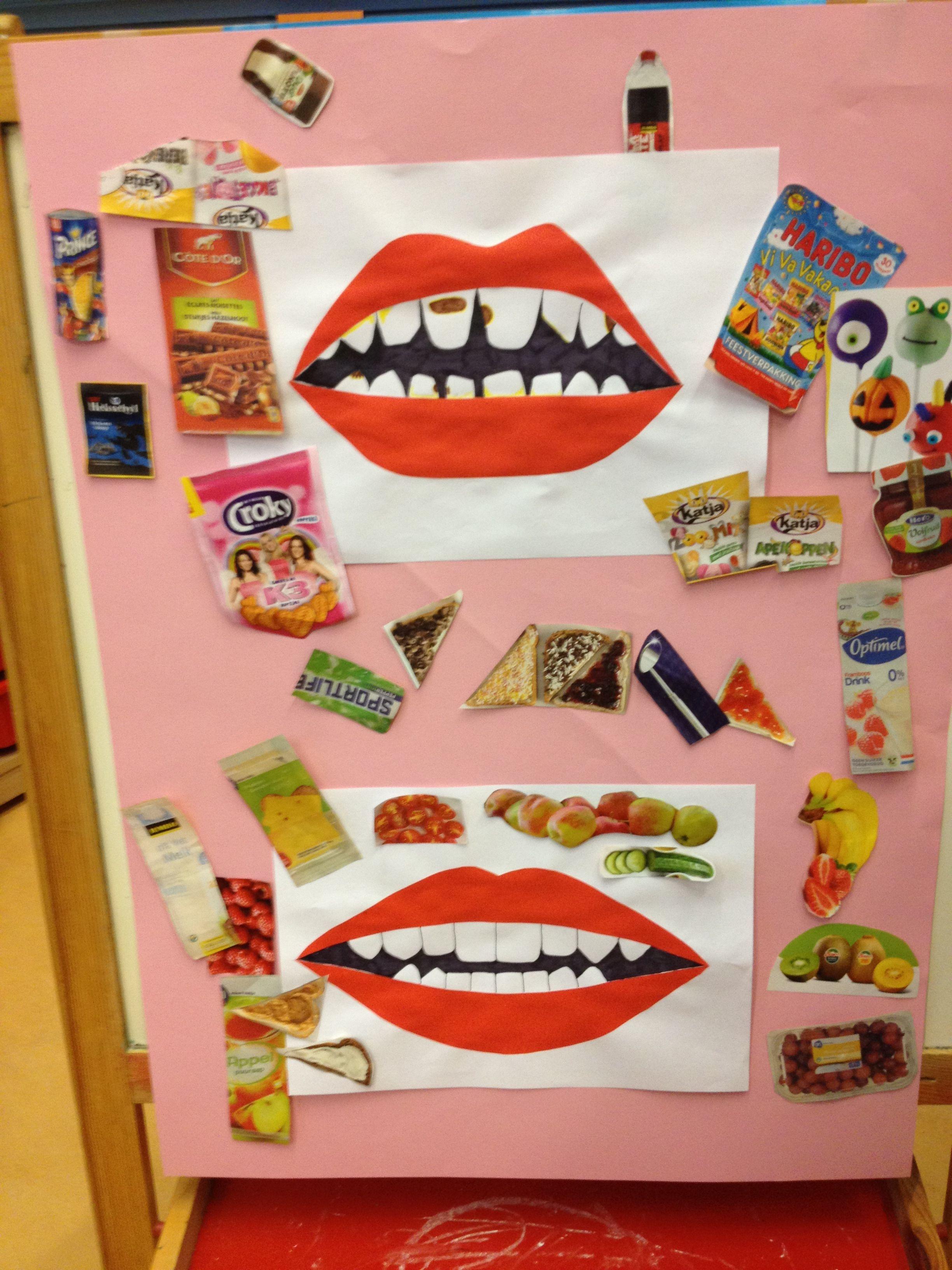 Sad Mouth Vs Happy Mouth