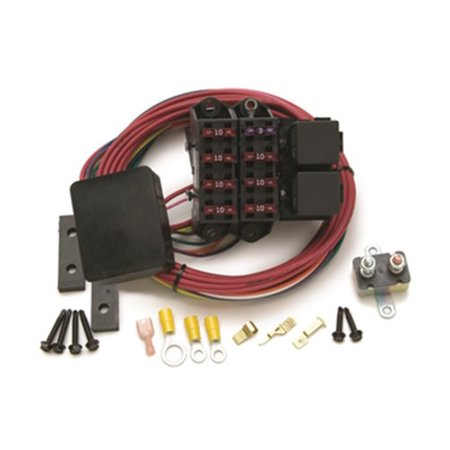 Painless Performance 70217 Pan70217 Cirkit Boss Aux Fuse Block