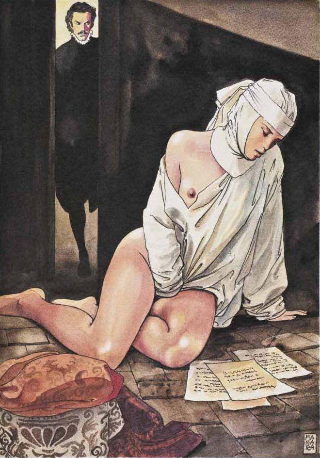 Relatos de masturbación femenina