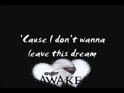 Skillet - Don't Wake Me (Lyrics) | Music<3 | Me too lyrics, Lyrics