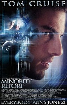 Tom Cruise 2002 minority dieulois