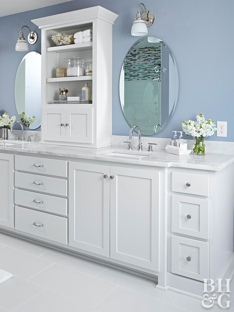 The 12 Best Bathroom Paint Colors Our Editors Swear By #whitebathroompaint