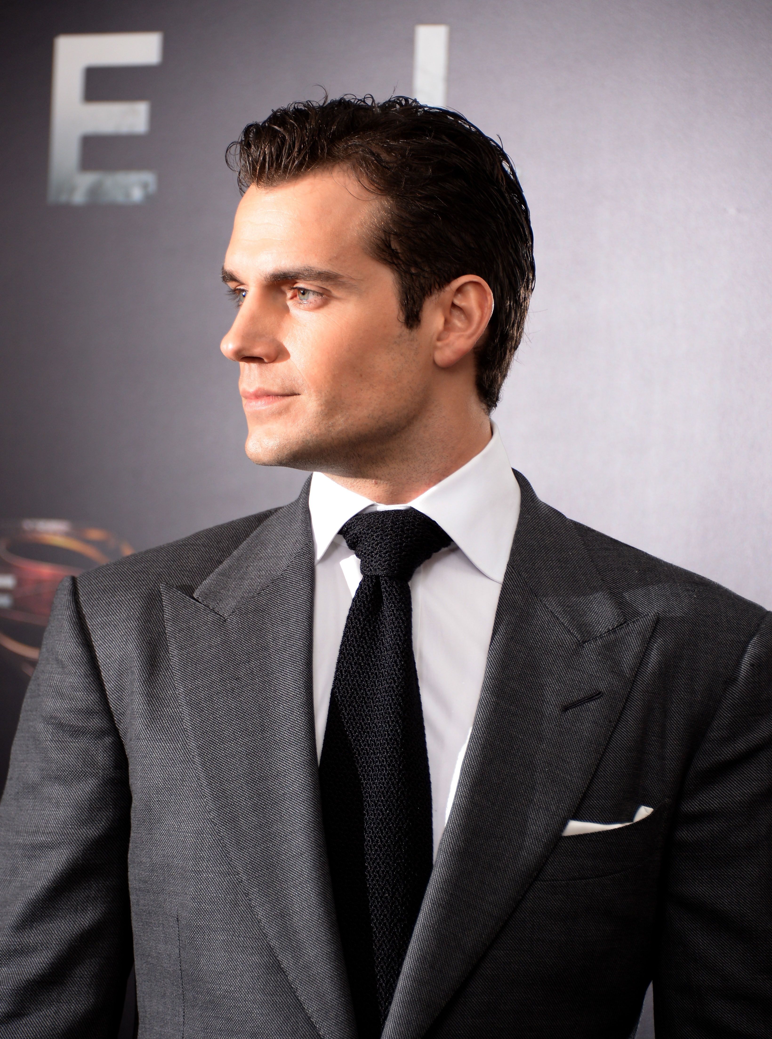 NEW YORK, NY - JUNE 10: Actor Henry Cavill attends the ' Man Of Steel' world premiere at Alice Tully Hall at Lincoln Center on June 10, 2013 in New York City.