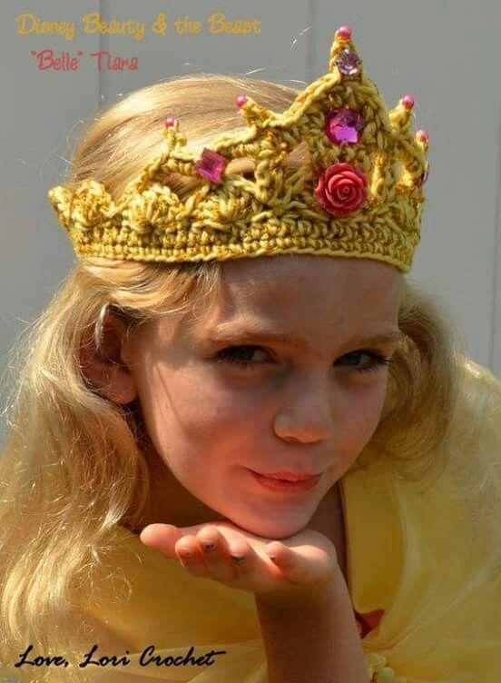 Crochet Crown | Crotchet!! | Pinterest | Häkeln, Häkeln baby und ...
