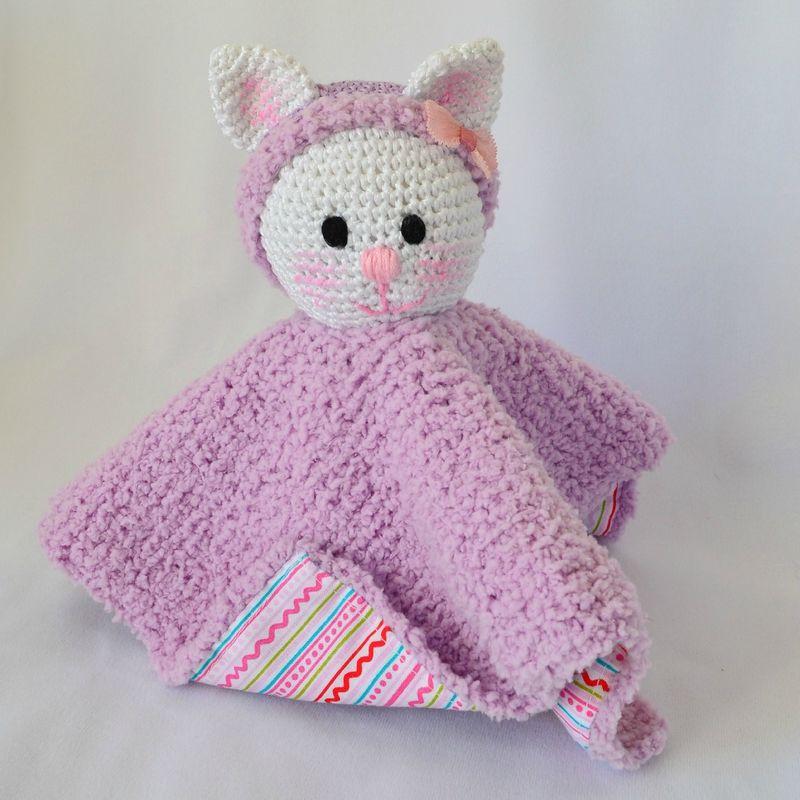 tuto doudou crochet