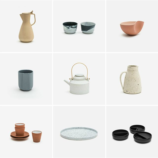 Nordic Chaser: The Design Chaser: BON Ceramics