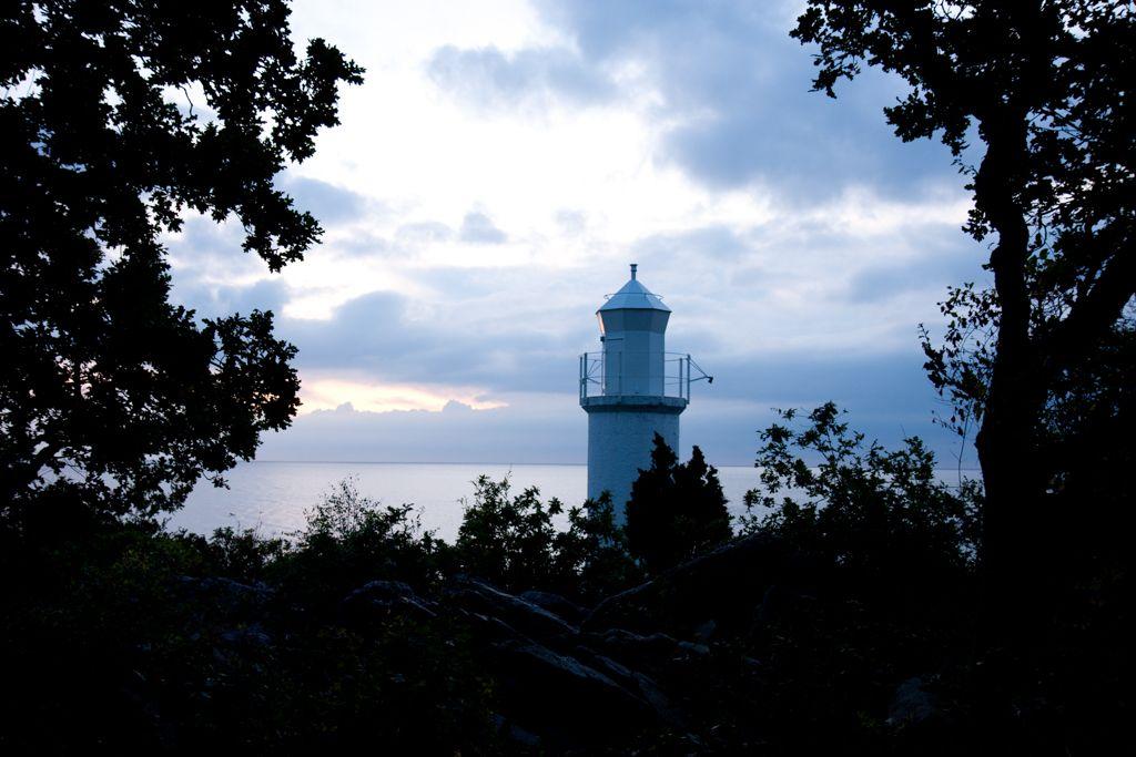 Stenshuvuds fyr | The lighthouse at Stenshuvud, Österlen, Skåne, Sweden