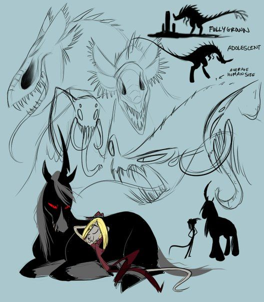 Sketches Of Carrie And Brutis By Vivziepop Zoophobia Vivzmind Zoophobia Comic Vivziepop Zoophobia Zoophobia Characters
