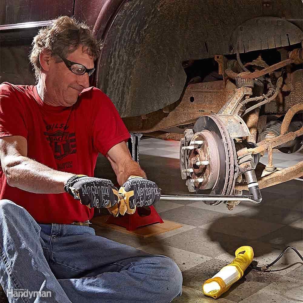 How To Loosen Nuts Bolts And Screws Auto Repair