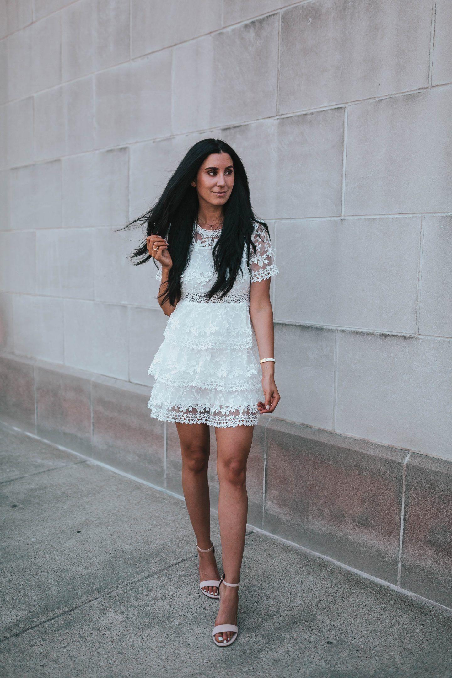 8e67faafc62 The Perfect Little White Dress