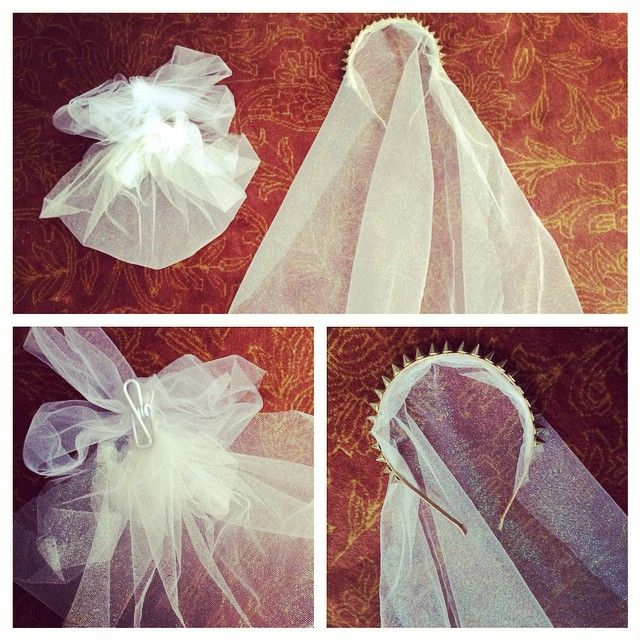 My Diy Project For The Bachelorette Found A Booty Veil On Etsy And Decided To