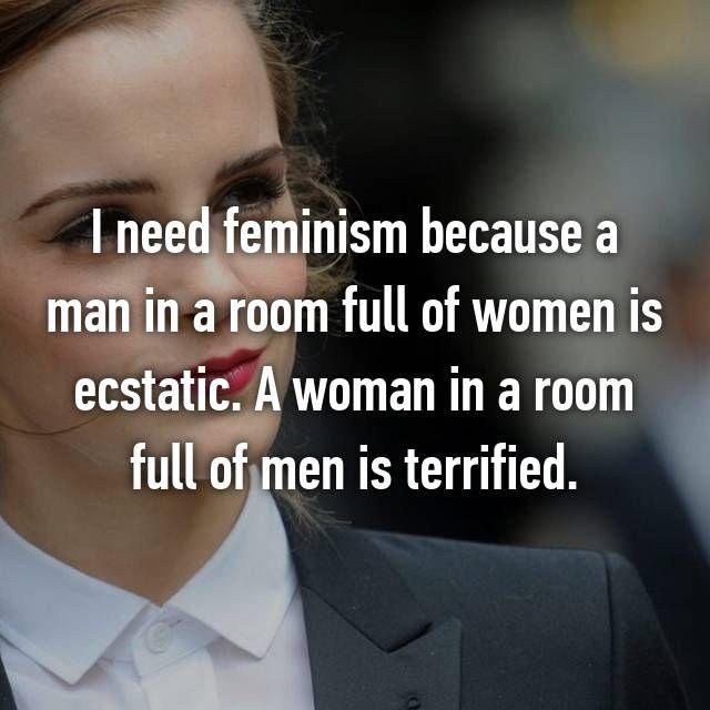 Women Tell All: Why The World Needs Feminism