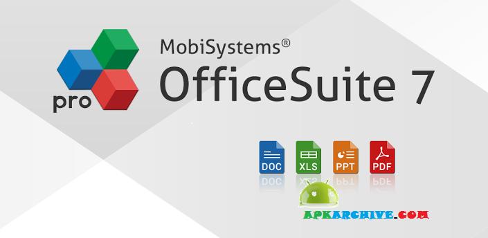 Download OfficeSuite 7 Premium (PDF&Fonts) v7.5.2087 Apk   Android ...