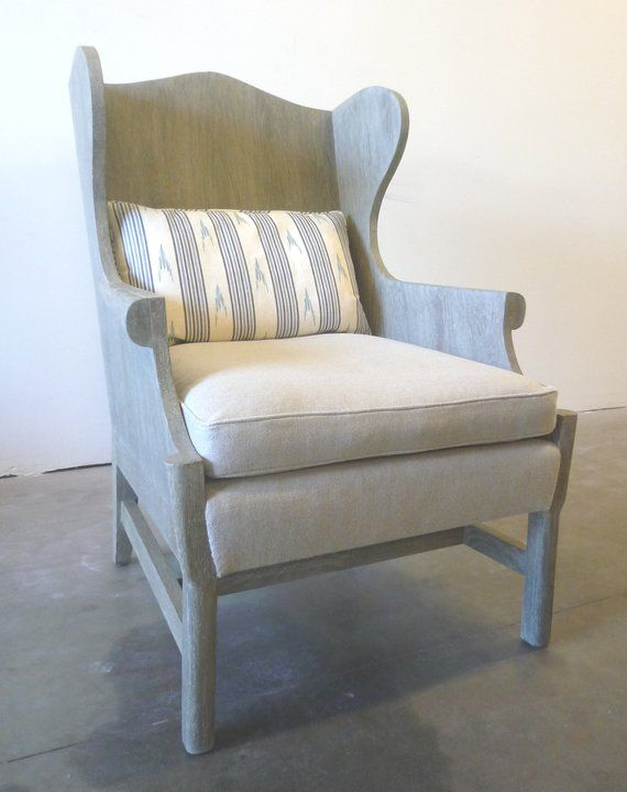 Tim Clarke crsytal cove wingback chair