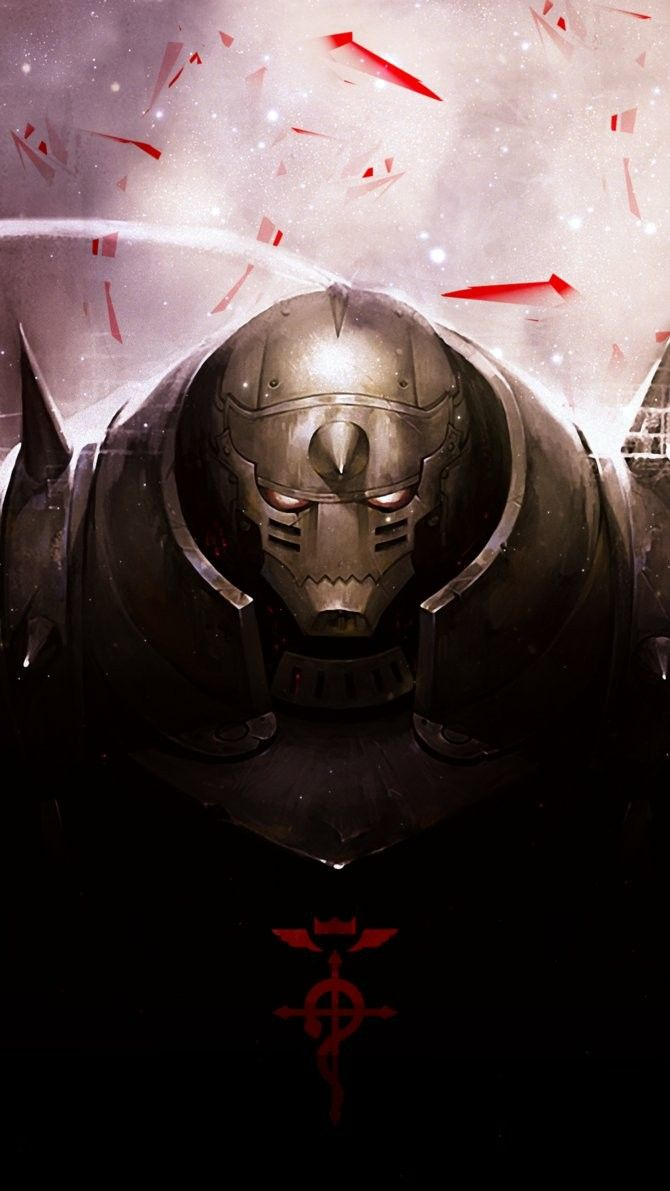 "Pin by Blake ""Wombat"" Wommack on Alphonse Elric Awesome"