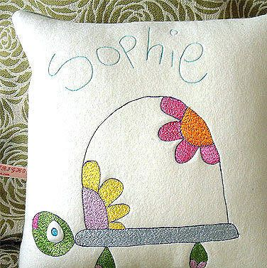 Personalised Little Turtle Cushion | Pillows | Pinterest