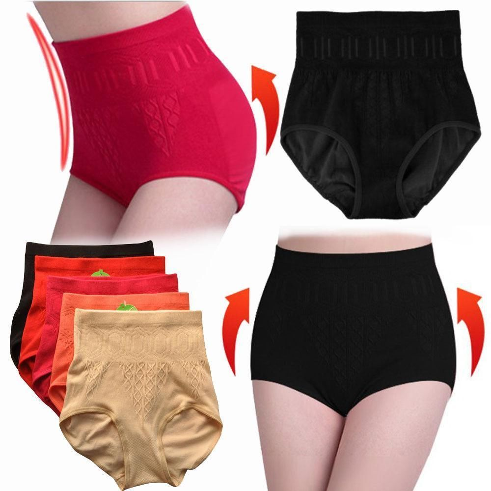 3e35dff59e465 High Waist Tummy Control Body Shaper Briefs Slimming Pants Knickers  Underwear  Unbranded  Briefs