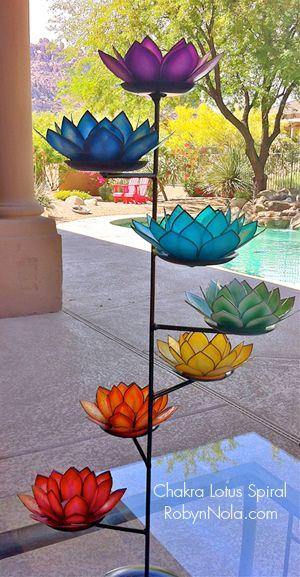 Chakra Lotus Spiral Inspirational Chakra Gifts In 2019 Color