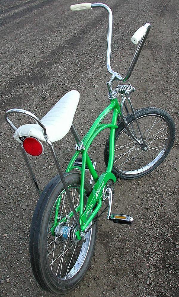 d86e1a544aa 1965 Lime Schwinn Stingray Bike J-33 2 Speed Bendix OD Hub Lux Low ...
