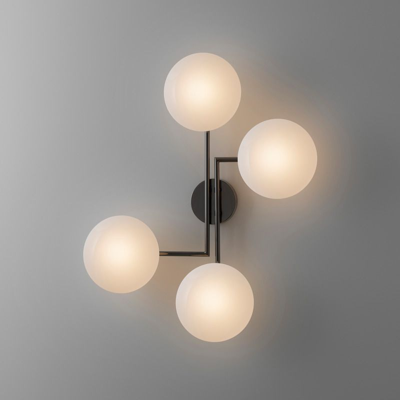 Mami 4 Light Wall Light In 2020 Wall Lights Wall Lamp Light