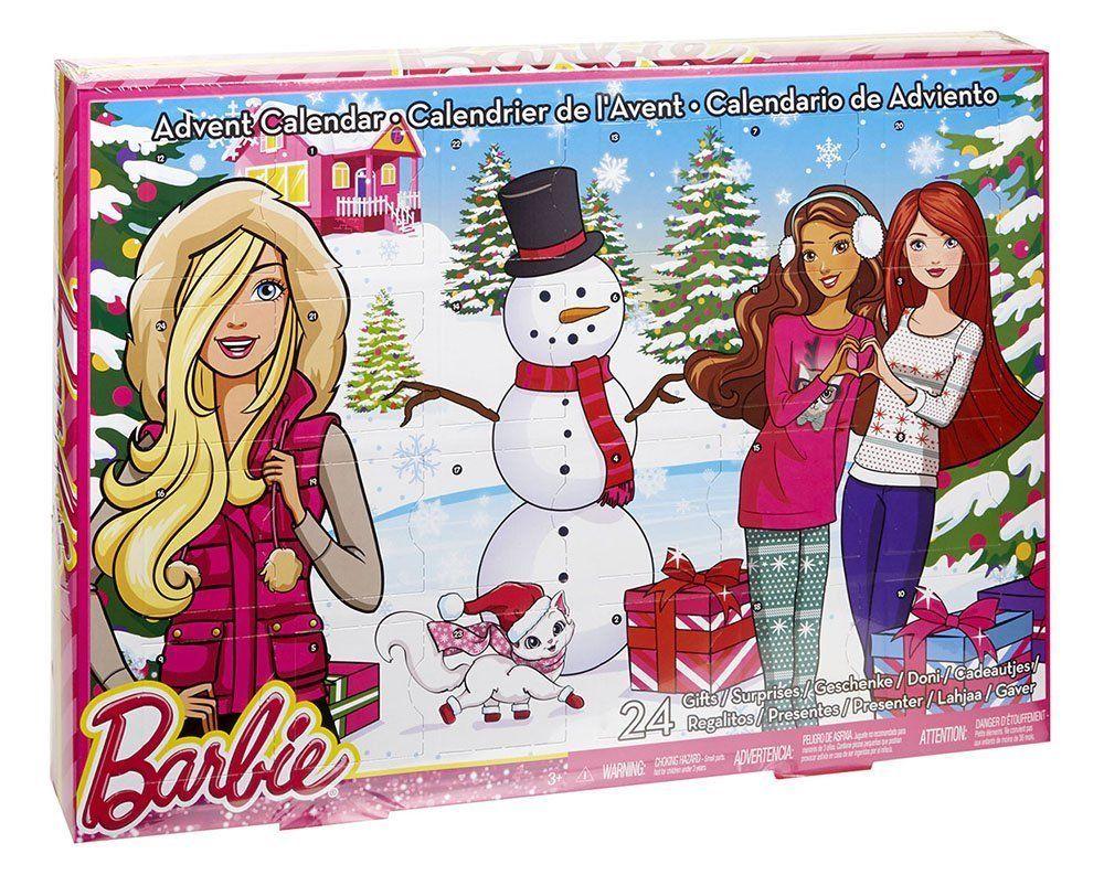 Barbie Advent Calendars Ebay Home Garden Barbie Advent