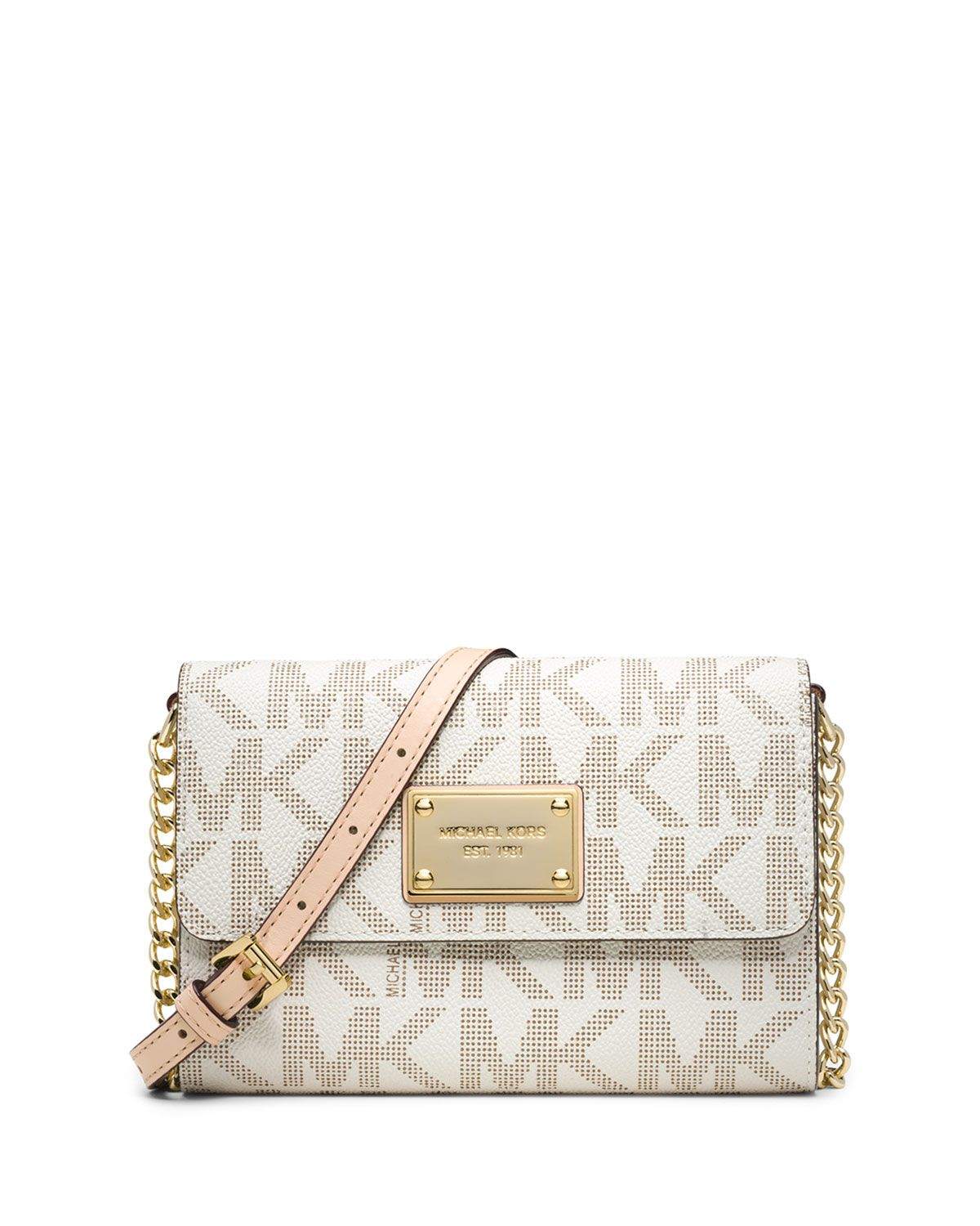 MICHAEL Michael Kors Jet Set Travel Large Phone Crossbody