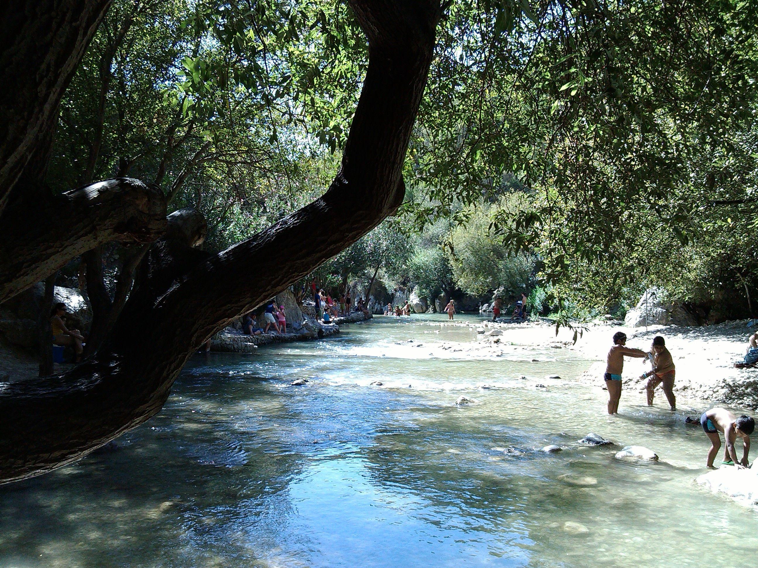 Fuentes del Algar - Algar Falls