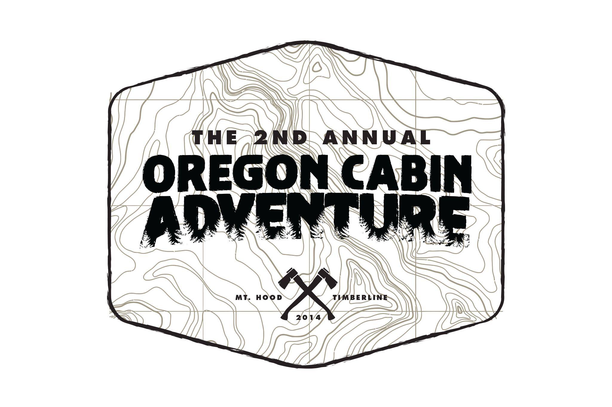 logo Oregon Cabin adventure Logo