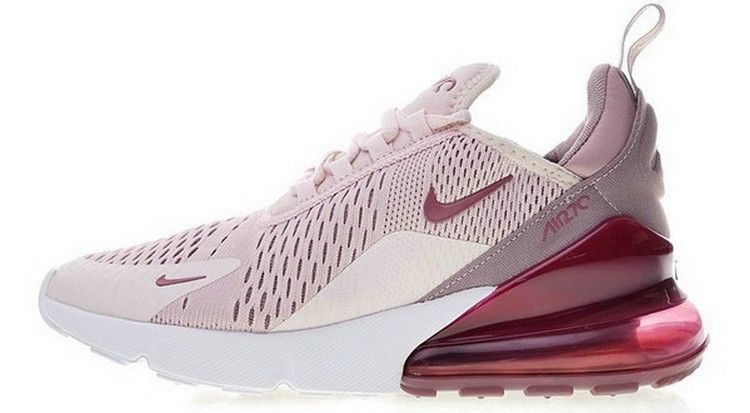 d25cd83e18 Nike Air Max 270 Barely Rose Vintage Wine Pink White AH6789 601 | 5 ...