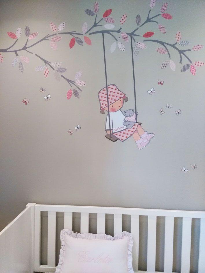 vinilos decorativos para habitaciones infantiles de ...
