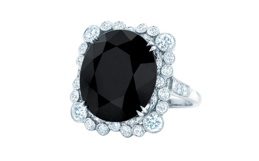 576e3cdcb The Great Gatsby Collection from Tiffany & Co | Art Deco Wedding ...